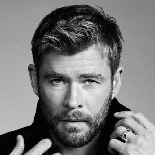 10 latest chris hemsworth haircut thor ragnarok