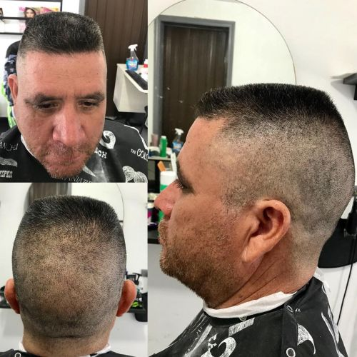 11 air force haircut with army cutting srtyle military haircut