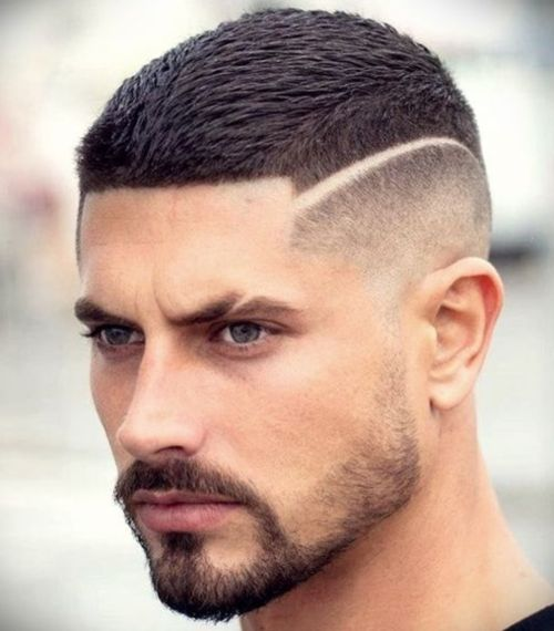 3 best military haircut with shaved line new military haircut