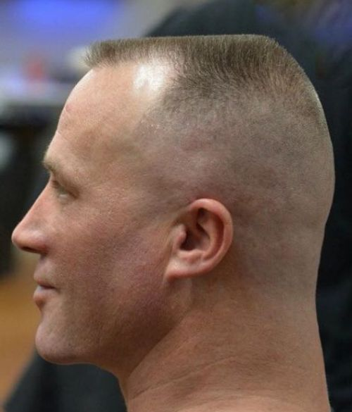 8 military haircut regulations with flat top hairstyle