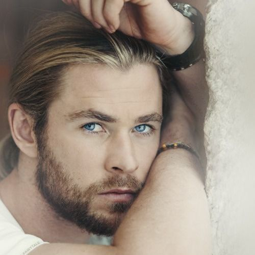 8 thor haircut with beard style chris hemsworth hairstyle