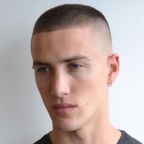 9 military haircut for men with latest hairstyle