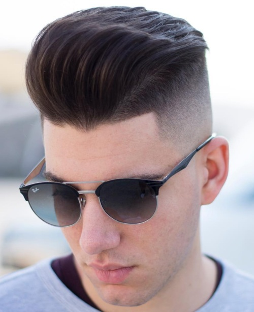 low fade haircut 2019