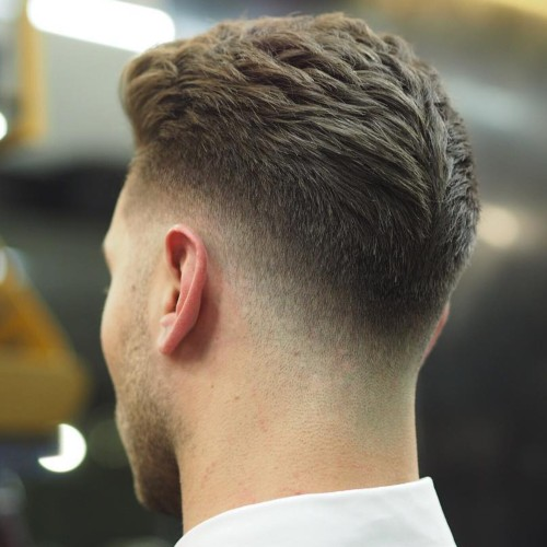 Low Fade Haircut Men S Hairstyles Haircuts 2019