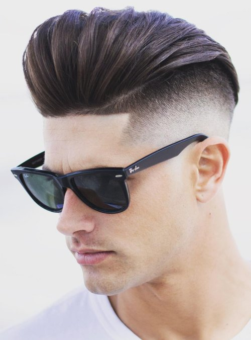 low fade hairstyle 2019