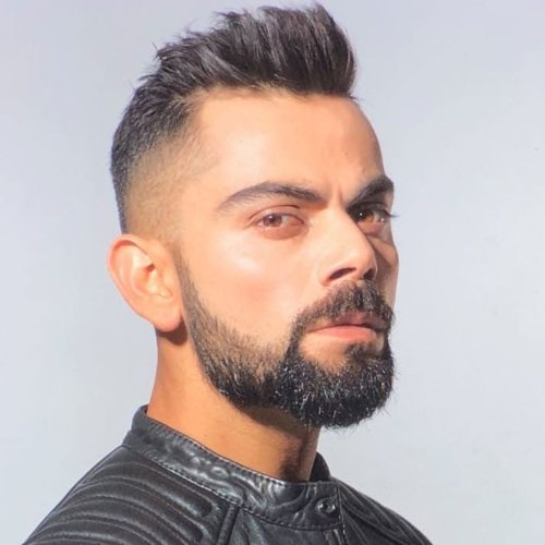 virat kohli hairstyle photo